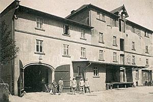 Historisches Bild um 1910