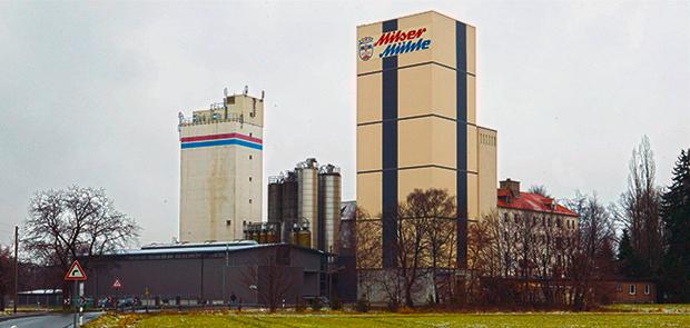 Die Milser Mühle um 2000